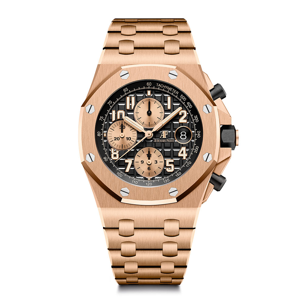 Audemars Piguet Royal Oak Offshore Selfwinding Chronograph 26470OR.OO.1000OR.03 Replica